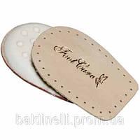 Стельки, подпяточник кожаный (Foot Care)