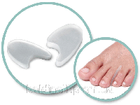 Корректоры пальцев стопы, межпальцевый клин (Foot Care)