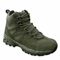 Ботинки Mil-Tec Trooper SQUAD 5 дюймов олива
