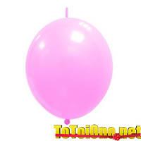 12 дюймов/30 см Линкинг Декоратор Розовый