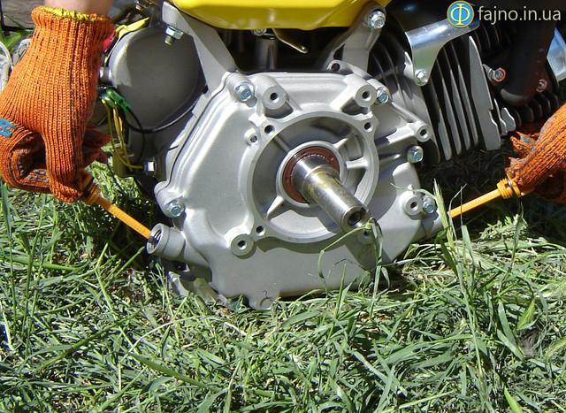 бензиновый двигатель Sadko GE-390 фото 4