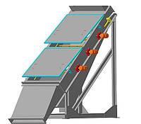 Оборудования для производства сухих строительных смесей (Электрический односитный)