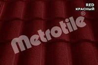 Композитная черепица METROROMAN (Метророман) Red