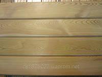 Имитация бруса лиственница (АВ) 20-142-3000...4000мм, фото 1