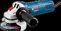 Кут.шліфмаш. Bosch GWS750-125 Prof. (750Вт; 11000/хв; 125мм) /0.601.394.001