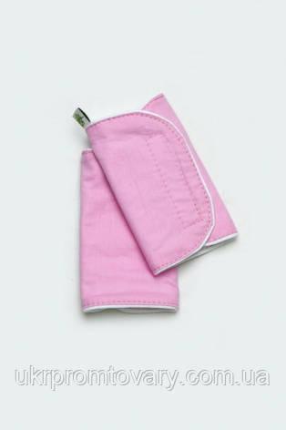 Накладки для сосания гигиенические розовые, фото 2