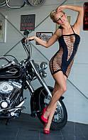 Платье - Vip, Black, S-L