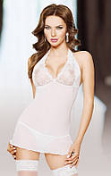 Пеньюар - Marylin, Plus Size, white, XXL