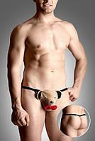 Мужские трусы - Mens thongs 4492, white, S-L