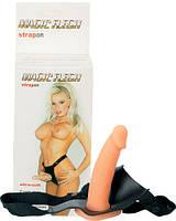 Женский страпон - Magic Flesh Harness
