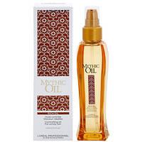 Питательное масло для волос. L'Oreal Professionnel Mythic Oil Color Glow 100 мл для окрашенных волос