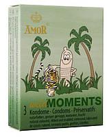 Презервативы - Amor wild Moments 3szt