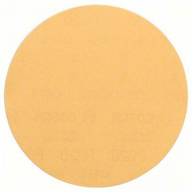Шлифлист Bosch Best for Wood+Paint Ø150, б/отверстий K120 50 шт/упак
