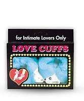 Наручники - Love Cuffs, Hell Blau