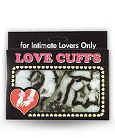Наручники - Love Cuffs, Zebra