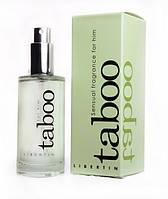 Туалетная вода для мужчин Taboo for Him 002071 50 мл.
