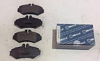 Колодки тормозные (задние) MB Sprinter 208-316 96- Bosch Meyle