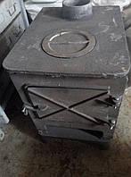 Печь чугунная Буржуйка П-35, фото 1