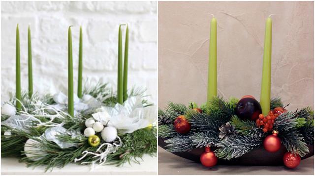 Секрет новогодних свечей