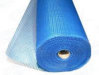 Сетка строительная синяя ((5 * 5мм), 1 * 50м, 145гр / м кв))