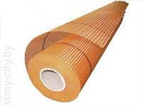 Сетка фасадная СЕТКА (5 * 5) 1 * 50м, 160г / м2 оранжевая (КТ УКРАИНА)