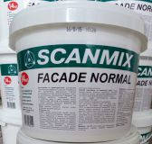 SCANMIX Faсade Normal Краска фасадная 10л