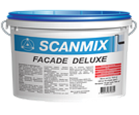 SCANMIX Facade Deluxe Краска фасадная 1л