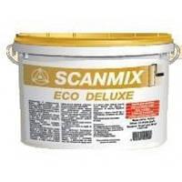 SCANMIX Eco Deluxe Краска дисперсионная интерьерная 1л