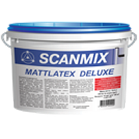 SCANMIX Mattlatex Deluxe 2,5л
