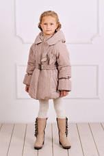 Куртка-пальто зимняя для девочки , фото 3