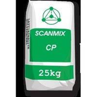 SCANMIX СМP Штукатурка машинная цементно-известковая 25кг