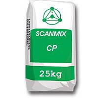 SCANMIX СP Штукатурка классическая цементная 25кг