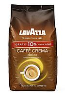 Кофе в зернах Lavazza Caffe Crema Dolce 1100 g.