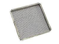 Колпачок для матки квадратный D 120 мм металл