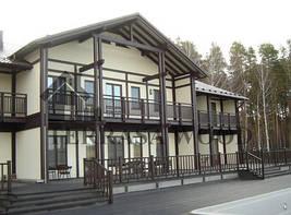 Ограждения для террасы и балкона