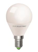 LED Лампа Electric G45 5W E14 4000K