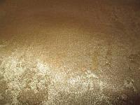 Ткань  блэкаут софт однотонный  золото №5