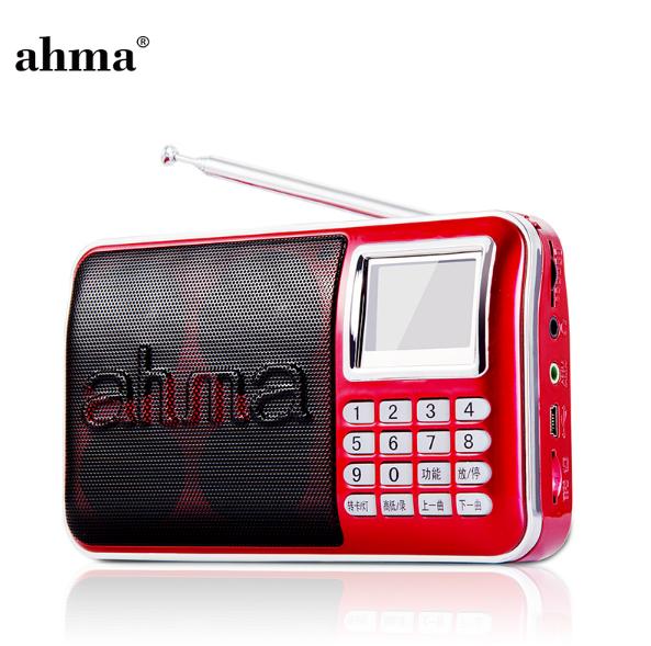 FM радіоприймач Ahma 888 c MP3