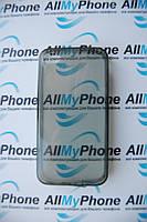 Чехол Apple iPhone 4,4s силиконовый 0,3мм Black