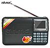 FM радіоприймач Ahma 888 c MP3, фото 6