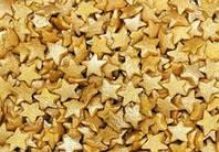 Посыпка кондитерская Перламутровые звёздочки 5 грамм