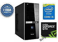 Персональный компьютер Intel Core i5 (3.4GHz) / DDR3_8Gb / HDD_500Gb / GTX750Ti_2Gb_DDR5