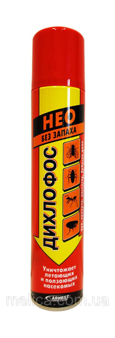 Универсальное средство от насекомых Дихлофос-Нео - 190 мл.