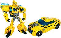 Трансформеры Прайм Бамблбии - Bumblebee Deluxe Hasbro