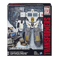 Трансформер Оптимус Прайм -  Optimus Prime BC Combiner Wars/G1/Voyager/Hasbro