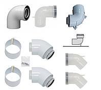 Колено дымохода для конденсационных котлов Protherm