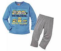 Пижама для мальчика.Бельгия.Миньоны