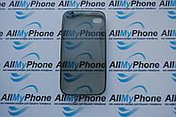 Чехол для Apple iPhone 4G / 4GS силиконовый 0,3 мм Black