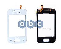 Сенсор Samsung Galaxy Y Duos S6102 белый
