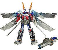 Ultimate Optimus Prime MechTech - самый большой Оптимус 33см
